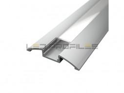 LED profil Surface 4, mliječni pokrov
