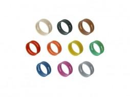 Neutrik Prsten za konektore, bijeli