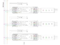 DMX Decoder 4x8A PRO