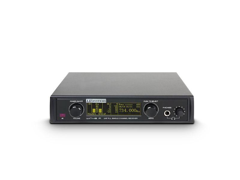 LD Systems Bežični mikrofonski set s belt packom i gitarskim kablom 734-776MHz  WIN 42 BPG