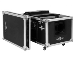 DJ Power Dimilica niski dim X-SW1500 1100W kapacitet 120m2 DMX kombinirano voda i Tekućina AKCIJA!