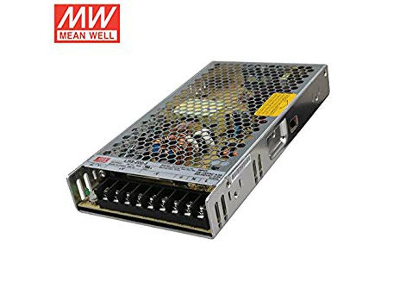 Meanwell Napajanje za LED traku RSP-200W-24V