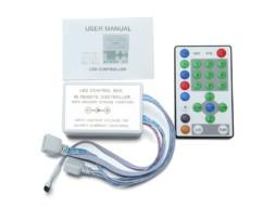 Kontroler za LED traku s memorijskom funkcijom 3Ax9(MAX), 12V/24V