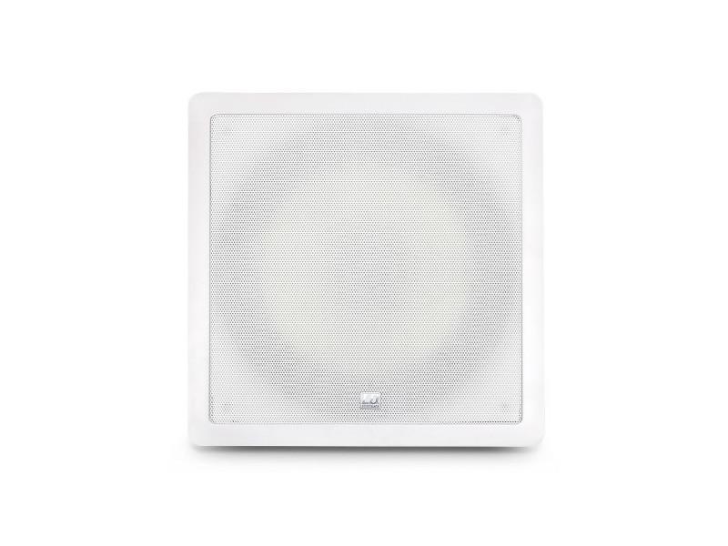 LD Systems Zvučnik ugradbeni bas CIWSUB10, 10″, 150W RMS, 40-250 Hz, bijeli, rupa za ugradnju 271x271mm