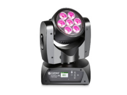 LED moving head AURO® BEAM 150, 7 x 15W RGBW – Cameo