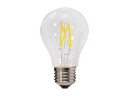 LED žarulja A60 6W 600LM E27 175-265V dimabilna 2700K topla bijela žarna nit – Optonica