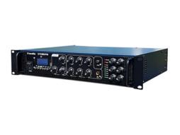 Pojačalo 100V 180W MP3/USB/SD Card/Bluetooth/FM, 6 zona