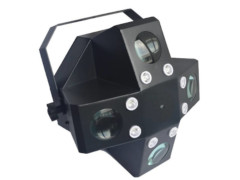 LED efekt MIXBEAMRG, beam/Laser/strobe RGBWA – CR