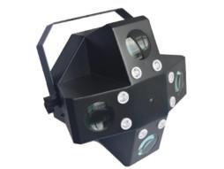 CR LED efekt MIXBEAMRG, beam/Laser/strobe RGBWA