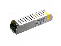 Napajanje za LED traku slim 60W 12V 5A – metalno – Optonica