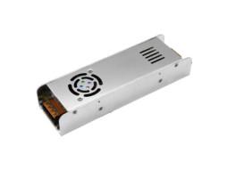 Napajanje za LED traku slim 360W 12V 30A – metalno – Optonica