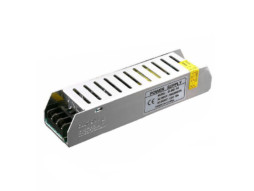Napajanje za LED traku slim 150W 24V 6.2A – metalno – Optonica