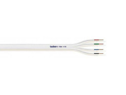 Tasker Kabel 4 žile (4 boje, dvostruki oplet), 4×0,22mm2, za LED RGB traku