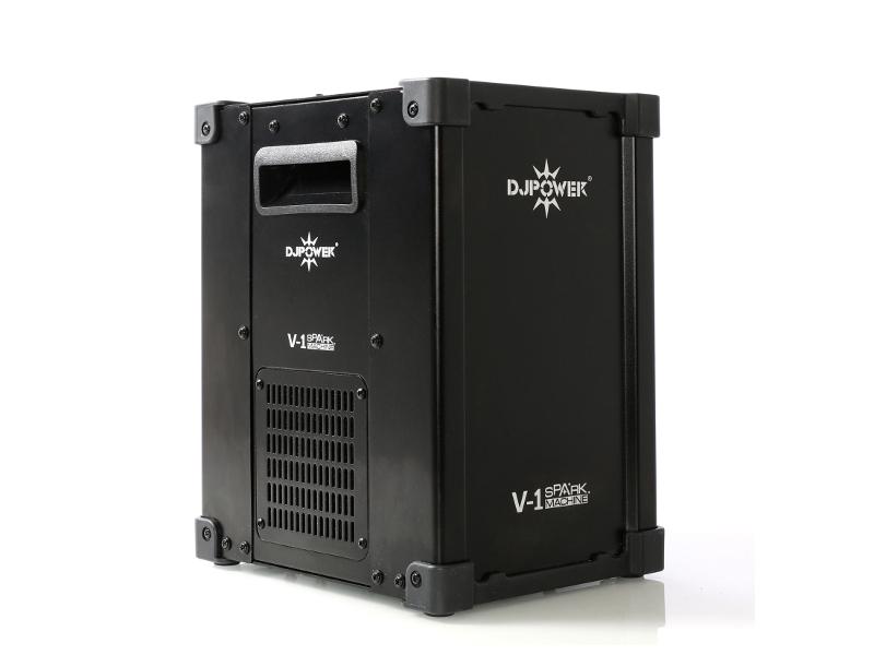 DJ Power Uređaj za prskalice V-1 visina max 5m DMX max 700W potrošnja praha 14g/min
