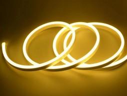 Optonica LED NEON Strip 220V 2800K – IP65 vodootporno
