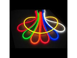 LED FLEX – NEON 220V zelena – Optonica
