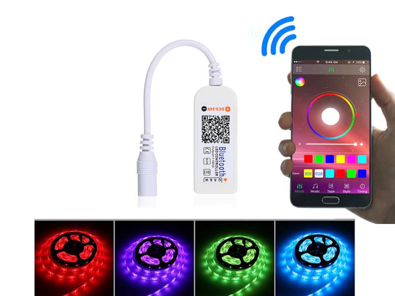 DDO Bluetooth kontroler za led traku 5-24V 192W
