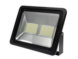 LED SMD radni reflektor 200W AC95V-AC265V 80lm/W 150° 4500K prirodna bijela – IP66 vodootporno – Optonica