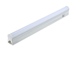 Optonica LED cijev T5 s kućištem 87 CM, 12W/AC165-265V, MAT 4500K prirodna bijela, s prekidačem