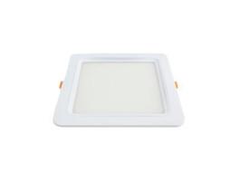 LED panel ugradbeni četvrtasti 18W AC95-265V 1500LM prirodno bijela 4500K City line – Optonica