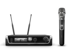 LD Systems Bežični mikrofonski set s ručnim kondenzatorskim mikrofonom 655-679 MHz  U506 HHC