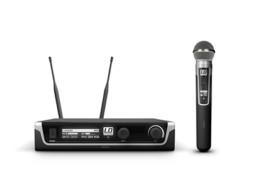 LD Systems Bežični mikrofonski set s ručnim dinamičkim mikrofonom 584-608MHz  U505 HHD