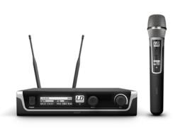 LD Systems Bežični mikrofonski set s ručnim kondezatorskim mikrofonom 584-608MHz  U505 HHC