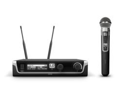LD Systems Bežični mikrofonski set s ručnim dinamičkim mikrofonom 1785-1800MHz  U518 HHD