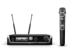 LD Systems Bežični mikrofonski set s ručnim kondenzatorskim mikrofonom 1785-1800MHz  U518 HHC