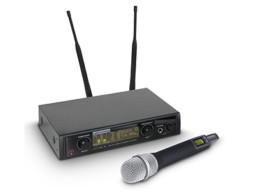 Bežični mikrofonski set s dinamičnim ručnim mikrofonom 734-776 MHz – LD Systems WIN 42 HHD