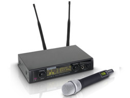 LD Systems Bežični mikrofonski set s kondenzatorskim mikrofonom 516-558 MHz  WIN 42 HHC B 5