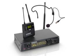 LD Systems Bežični mikrofonski set s belt packom i headsetom 734-776MHz  WIN 42 BPH