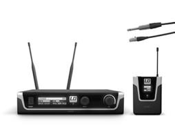 LD Systems Bežični mikrofonski set s bodypackom i kablom za gitaru 584-608MHz  U505 BPG