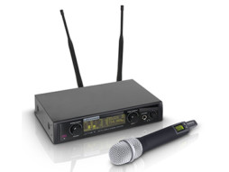 Bežični mikrofonski set s kondenzacijskim ručnim mikrofonom 734-776MHz – LD Systems WIN 42 HHC