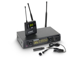 LD Systems Bežični mikrofonski set s belt packom i mikrofonom sa zakačkom za instrument 734-776MHz  WIN 42 BPW
