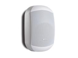 Nadgradni zvučnik bijeli, 6,5″, 150W16Ohm/70V/100V, vododotporan IP64 – Apart