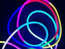 Optonica LED NEON Strip 220V RGB – IP65 vodootporno