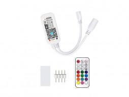 DDO WiFi kontroler za LED traku RGBW 9-28V 100W + RF daljinski upravljač