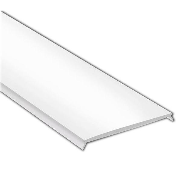 LED profili Pokrov plastični, mlječni za LP101/LP102/LP301, 2m