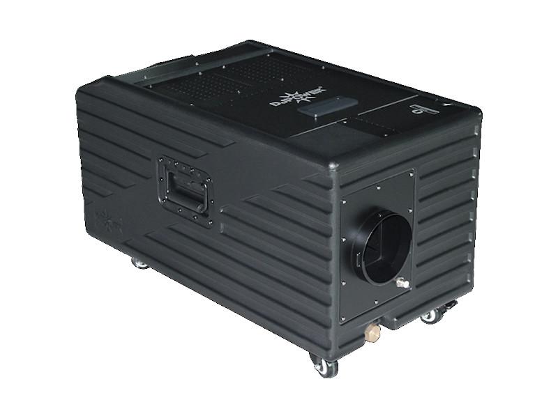 DJ Power Dimilica niski dim X-SW2200 2000W kapacitet 300m2 DMX kombinirano voda i tekućina