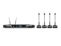 LD Systems U506 CS 4, 4-Channel Wireless Conference System, stolni bežični mikrofoni
