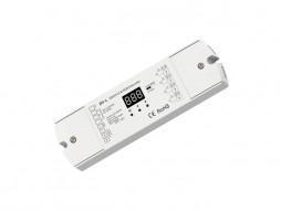 Optonica Dekoder DMX512 D4-L 12-24VDC 5Ax4CH MAX:20A 240W/480W(12V/24V)
