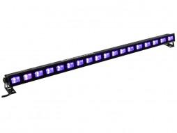 BeamZ LED UV bar 91cm 18x3W