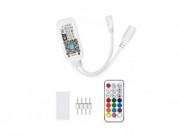 DDO WiFi Kontroler za LED traku RGB 9-28V 192W + RF daljinski upravljač