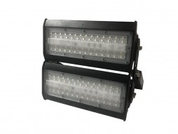 Optonica LED lampa industrijska ravna visokomontažna 150W 12750lm AC220-240V PF>0.9 6000K hladna bijela IP65