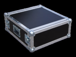 "Flightcase kofer 19"" rack, 4 U PRO, 9mm šperploča PROMC"