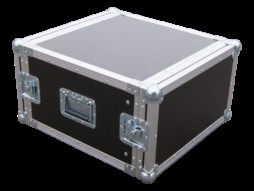 "Flightcase kofer 19"" rack, 6 U, PRO, 9mm šperploča"