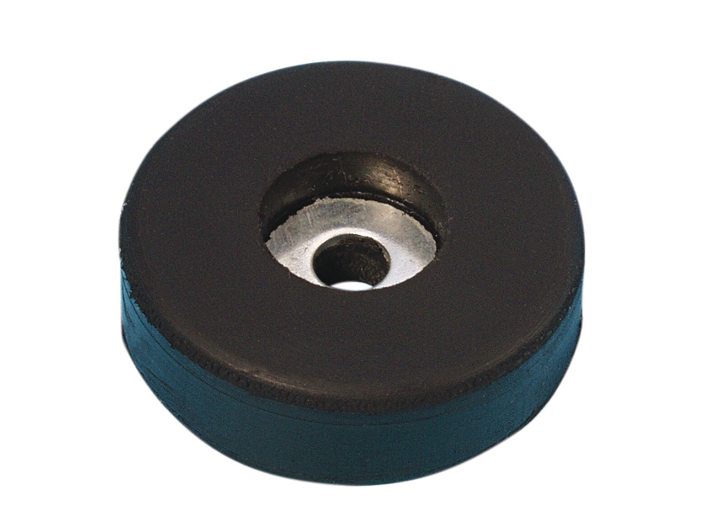 Adam Hall Nogica okrugla gumena, 38x10mm