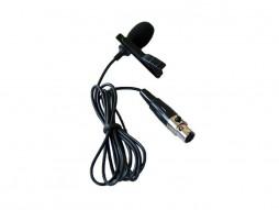 Mikrofon CB-003 , bubica, kondenzatorski, mini 3-pin XLR – X-Audio