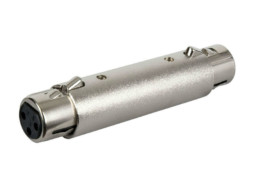 DAP Adapter XLR Ž / XLR Ž